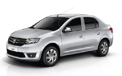 rent a car Bucuresti Dacia Logan