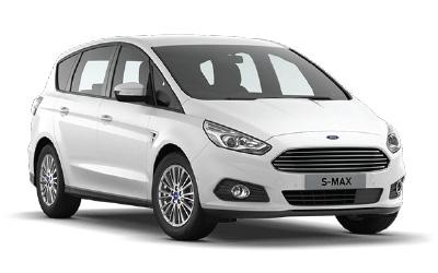 Ford S Max cu 7 locuri