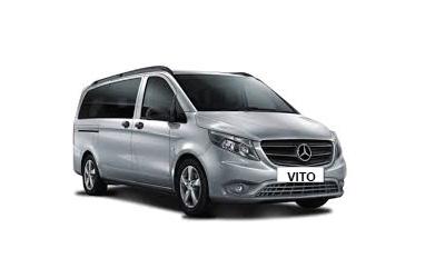 Mercedes Vito Microbuz