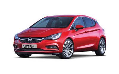 Opel Astra transmisie automata