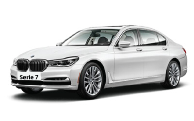 Bmw Serie 7 Luxury