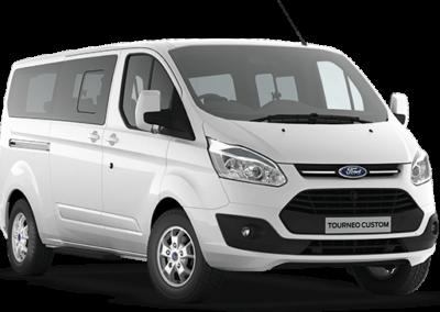 Ford Transit Microbuz