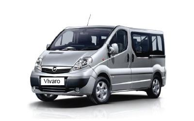 Opel Vivaro 9 locuri